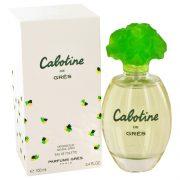 CABOTINE by Parfums Gres Eau De Toilette Spray 3.3 oz Women