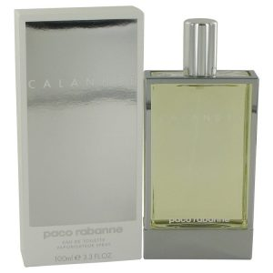 CALANDRE by Paco Rabanne Eau De Toilette Spray 3.4 oz Women