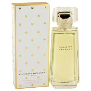 CAROLINA HERRERA by Carolina Herrera Eau De Toilette Spray 3.4 oz Women