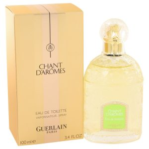 CHANT D'AROMES by Guerlain Eau De Toilette Spray 3.4 oz Women
