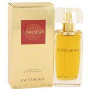 CINNABAR by Estee Lauder Eau De Parfum Spray (New Packaging) 1.7 oz Women