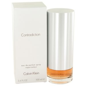 CONTRADICTION by Calvin Klein Eau De Parfum Spray 3.4 oz Women