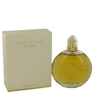 CREATION by Ted Lapidus Eau De Toilette Spray 3.4 oz Women