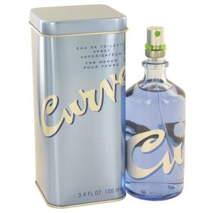 CURVE by Liz Claiborne Eau De Toilette Spray 3.4 oz Women