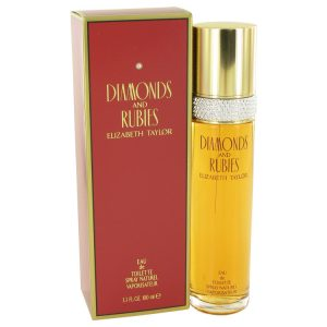 DIAMONDS & RUBIES by Elizabeth Taylor Eau De Toilette Spray 3.4 oz Women