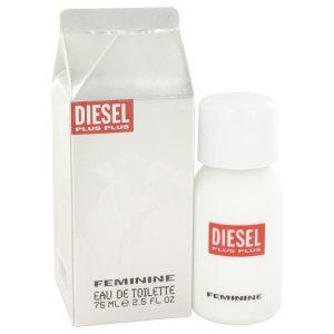 DIESEL PLUS PLUS by Diesel Eau De Toilette Spray 2.5 oz Women