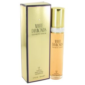 WHITE DIAMONDS by Elizabeth Taylor Eau De Toilette Spray 1.7 oz Women