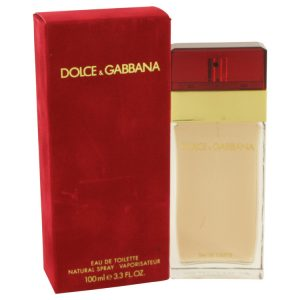 DOLCE & GABBANA by Dolce & Gabbana Eau De Toilette Spray 3.3 oz Women