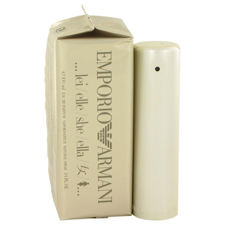 EMPORIO ARMANI by Giorgio Armani Eau De Parfum Spray 3.4 oz Women