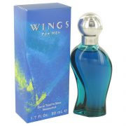 WINGS by Giorgio Beverly Hills Eau De Toilette/ Cologne Spray 1.7 oz Men