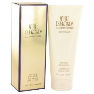 WHITE DIAMONDS by Elizabeth Taylor Body Lotion 6.8 oz Women