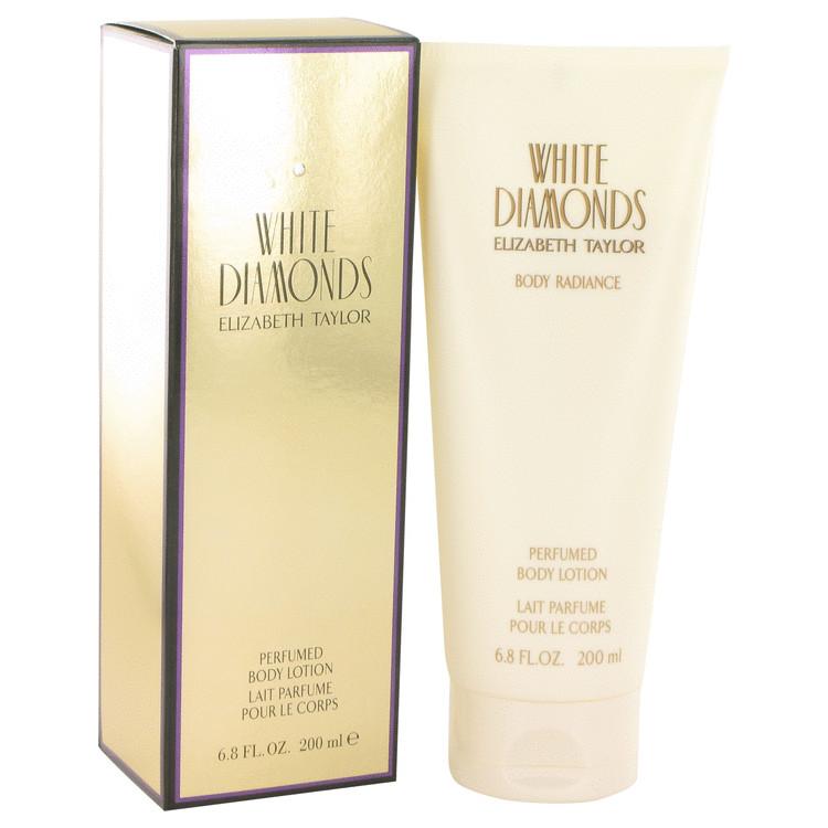 WHITE DIAMONDS by Elizabeth Taylor Body Lotion 6.8 oz Women