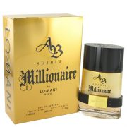 Spirit Millionaire by Lomani Eau De Toilette Spray 3.3 oz Men