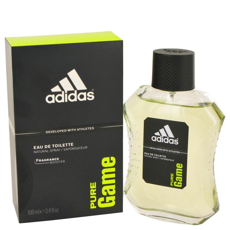 Adidas Pure Game by Adidas Eau De Toilette Spray 3.4 oz Men