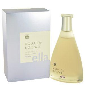 Agua De Loewe Ella by Loewe Eau De Toilette Spray 5.1 oz Women