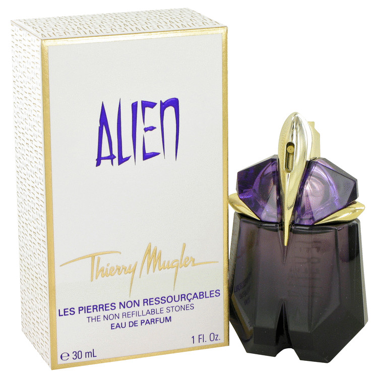 Alien by Thierry Mugler Eau De Parfum Spray 1 oz Women