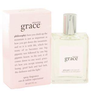 Amazing Grace by Philosophy Eau De Toilette Spray 2 oz Women