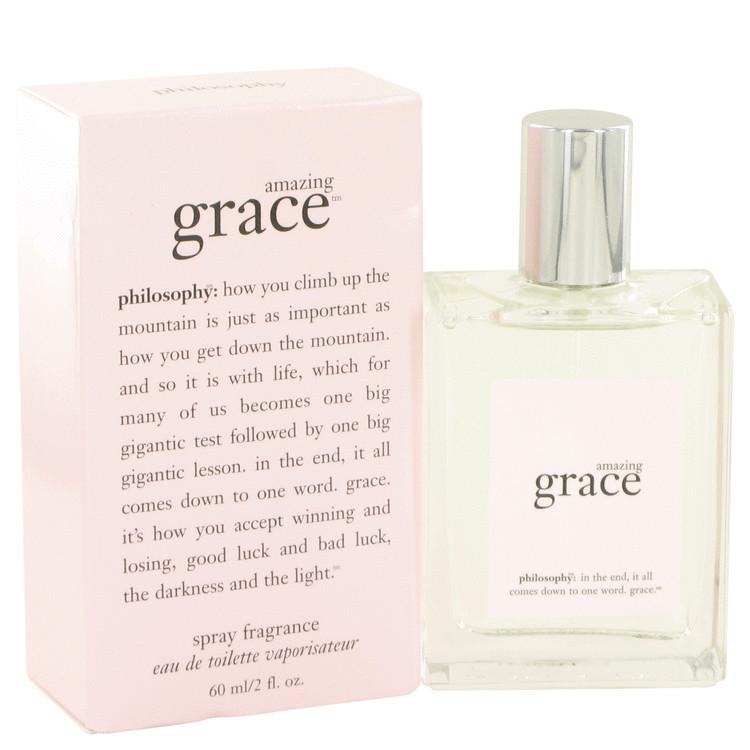 Amazing Grace by Philosophy Eau De Toilette Spray 2 oz Women