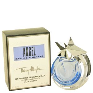 ANGEL by Thierry Mugler Eau De Toilette Spray Refillable 1.4 oz Women