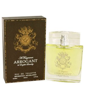 Arrogant by English Laundry Eau De Toilette Spray 3.4 oz Men