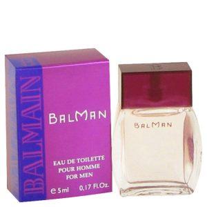 Balman by Pierre Balmain Mini EDT .17 oz Men
