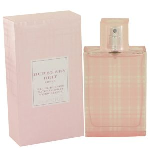 Burberry Brit Sheer by Burberry Eau De Toilette Spray 1.7 oz Women