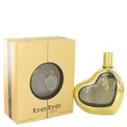 Bebe Gold by Bebe Eau De Parfum Spray 3.4 oz Women