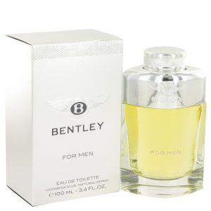Bentley by Bentley Eau De Toilette Spray 3.4 oz Men