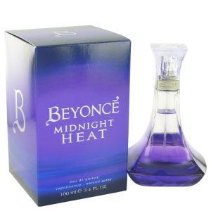 Beyonce Midnight Heat by Beyonce Eau De Parfum Spray 3.4 oz Women