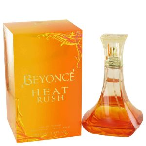 Beyonce Heat Rush by Beyonce Eau De Toilette Spray 3.4 oz Women