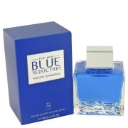 Blue Seduction by Antonio Banderas Eau De Toilette Spray 3.4 oz Men