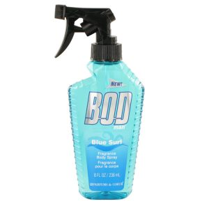 Bod Man Blue Surf by Parfums De Coeur Body Spray 8 oz Men