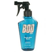 Bod Man Fresh Blue Musk by Parfums De Coeur Body Spray 8 oz Men