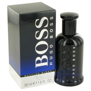 Boss Bottled Night by Hugo Boss Eau De Toilette Spray 1.7 oz Men