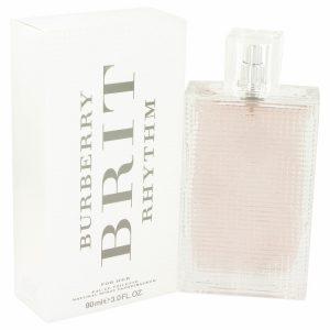 Burberry Brit Rhythm by Burberry Eau De Toilette Spray 3 oz Women