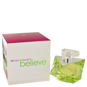 Believe by Britney Spears Eau De Parfum Spray 3.4 oz Women