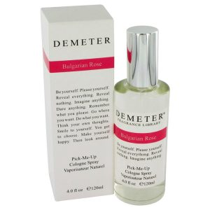 Demeter by Demeter Bulgarian Rose Cologne Spray 4 oz Women