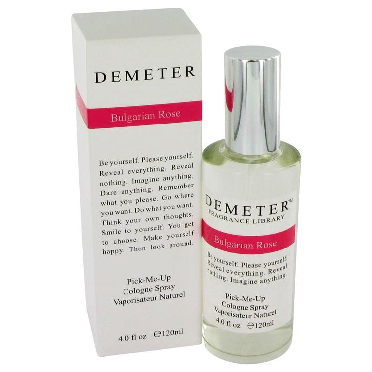 Demeter by Demeter Bulgarian Rose Cologne Spray 4 oz Women