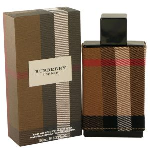 Burberry London (New) by Burberry Eau De Toilette Spray 3.4 oz Men