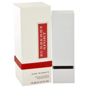 Burberry Sport by Burberry Eau De Toilette Spray 2.5 oz Women