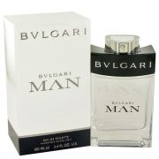 Bvlgari Man by Bvlgari Eau De Toilette Spray 3.4 oz Men