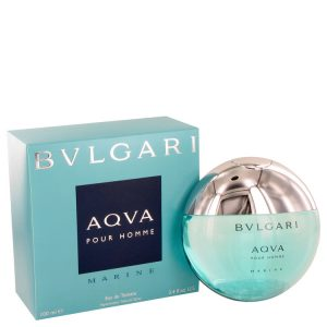 Bvlgari Aqua Marine by Bvlgari Eau De Toilette Spray 3.4 oz Men