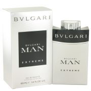 Bvlgari Man Extreme by Bvlgari Eau De Toilette Spray 3.4 oz Men