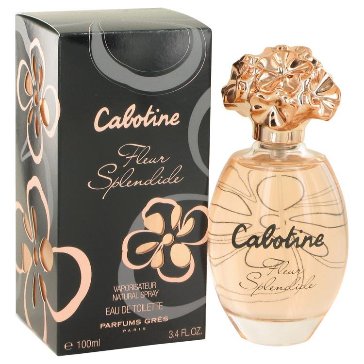 Cabotine Fleur Splendide by Parfums Gres Eau De Toilette Spray 3.4 oz Women