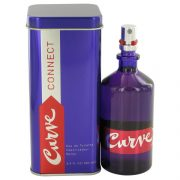 Curve Connect by Liz Claiborne Eau De Toilette Spray 3.4 oz Women