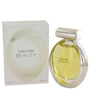 Beauty by Calvin Klein Eau De Parfum Spray 3.4 oz Women