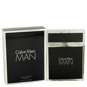 Calvin Klein Man by Calvin Klein Eau De Toilette Spray 3.4 oz Men