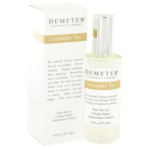 Demeter by Demeter Coriander Tea Cologne Spray 4 oz Women