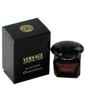 Crystal Noir by Versace Mini EDT .17 oz Women