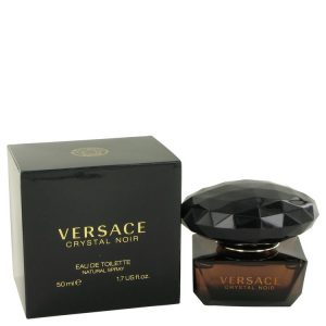 Crystal Noir by Versace Eau De Toilette Spray 1.7 oz Women